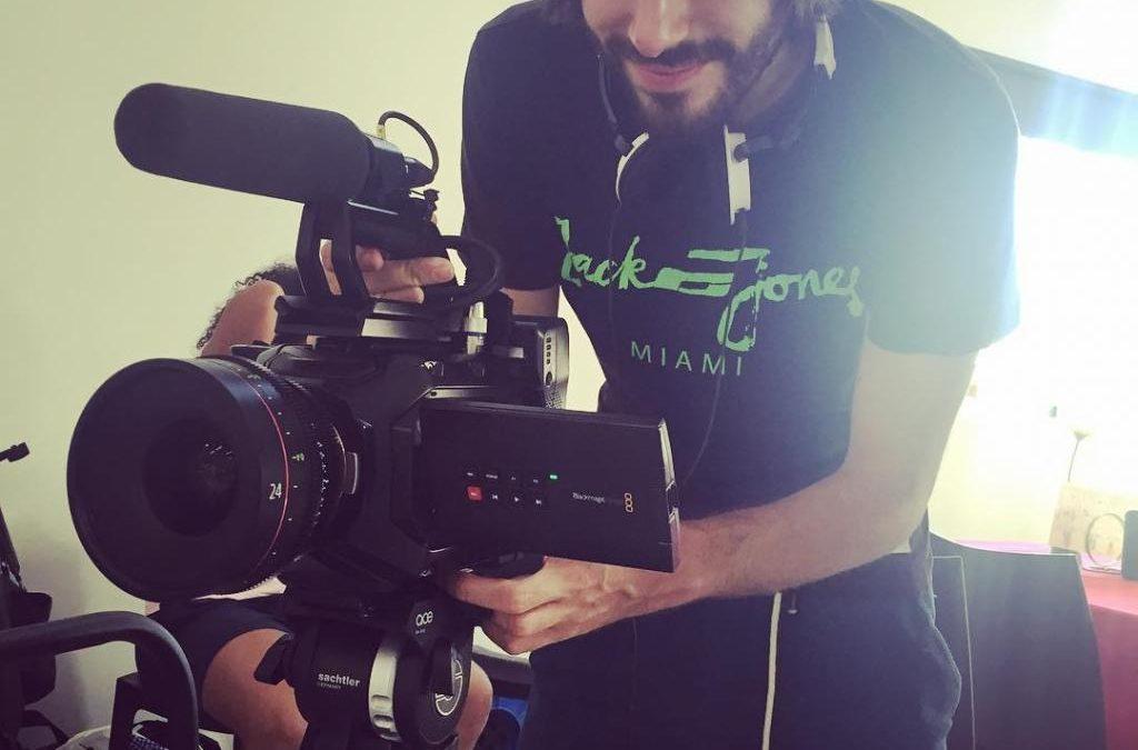 Preparando nuevo rodaje, proyectos que motivan, pronto lo anunciamos