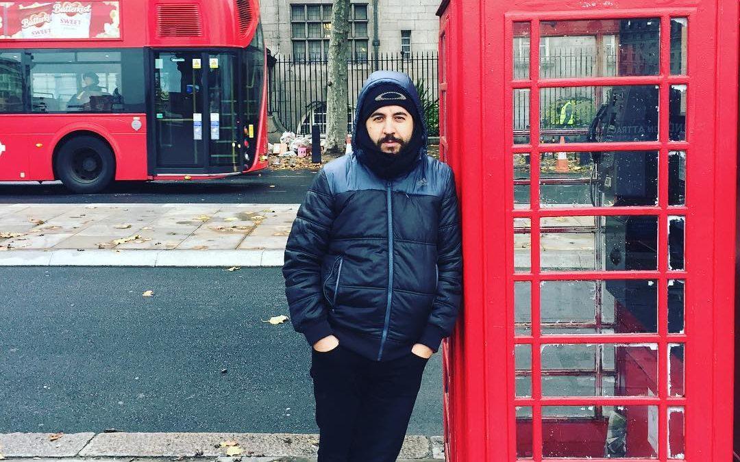 Dos dias mas en London y me como la ciudad #cine #producer