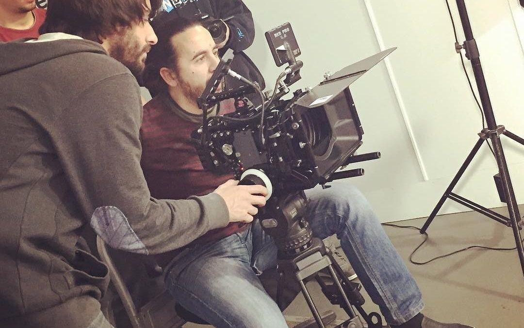 Rodajes, siempre lo he tenido claro, hacer cine es mi pasión