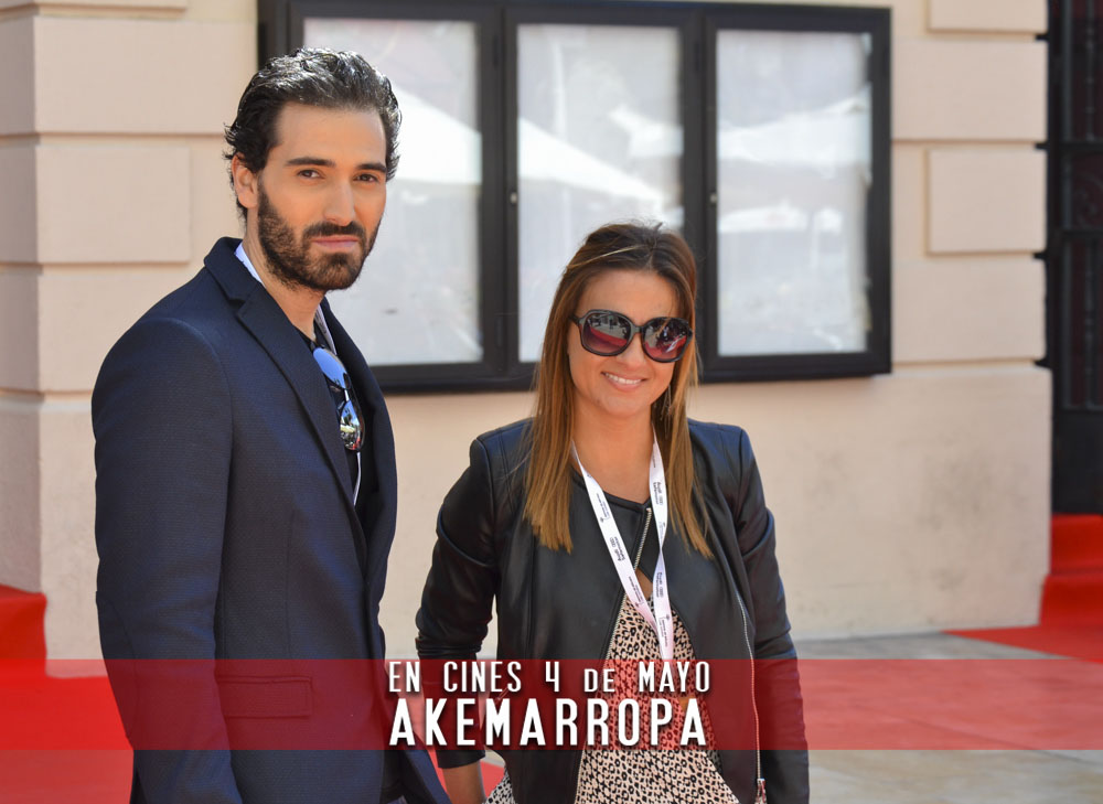 Jorge Porras y Sarah Castro
