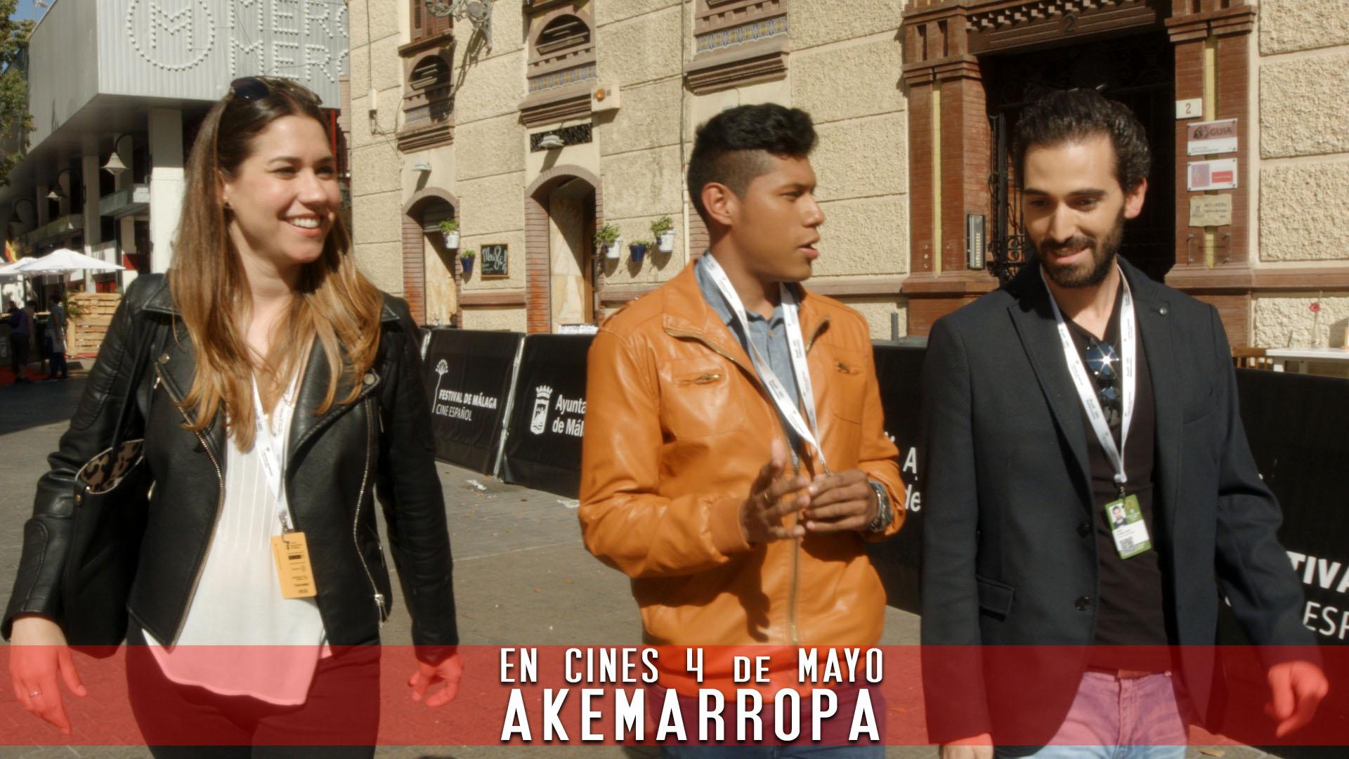 El reparto de Akemarropa