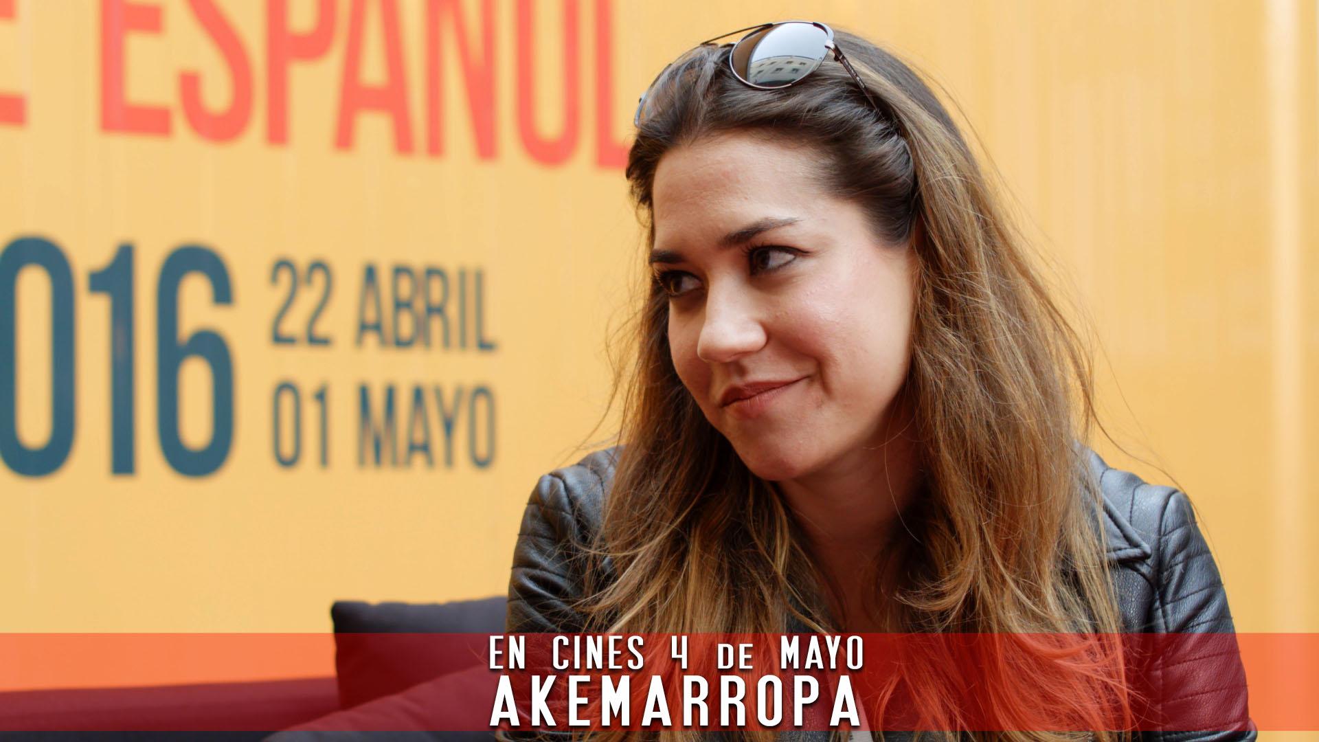 Elena Martinez Akemarropa Protagonista