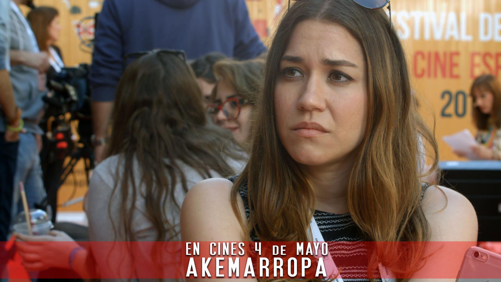 Elena Martinez en Akemarropa Festival de Málaga