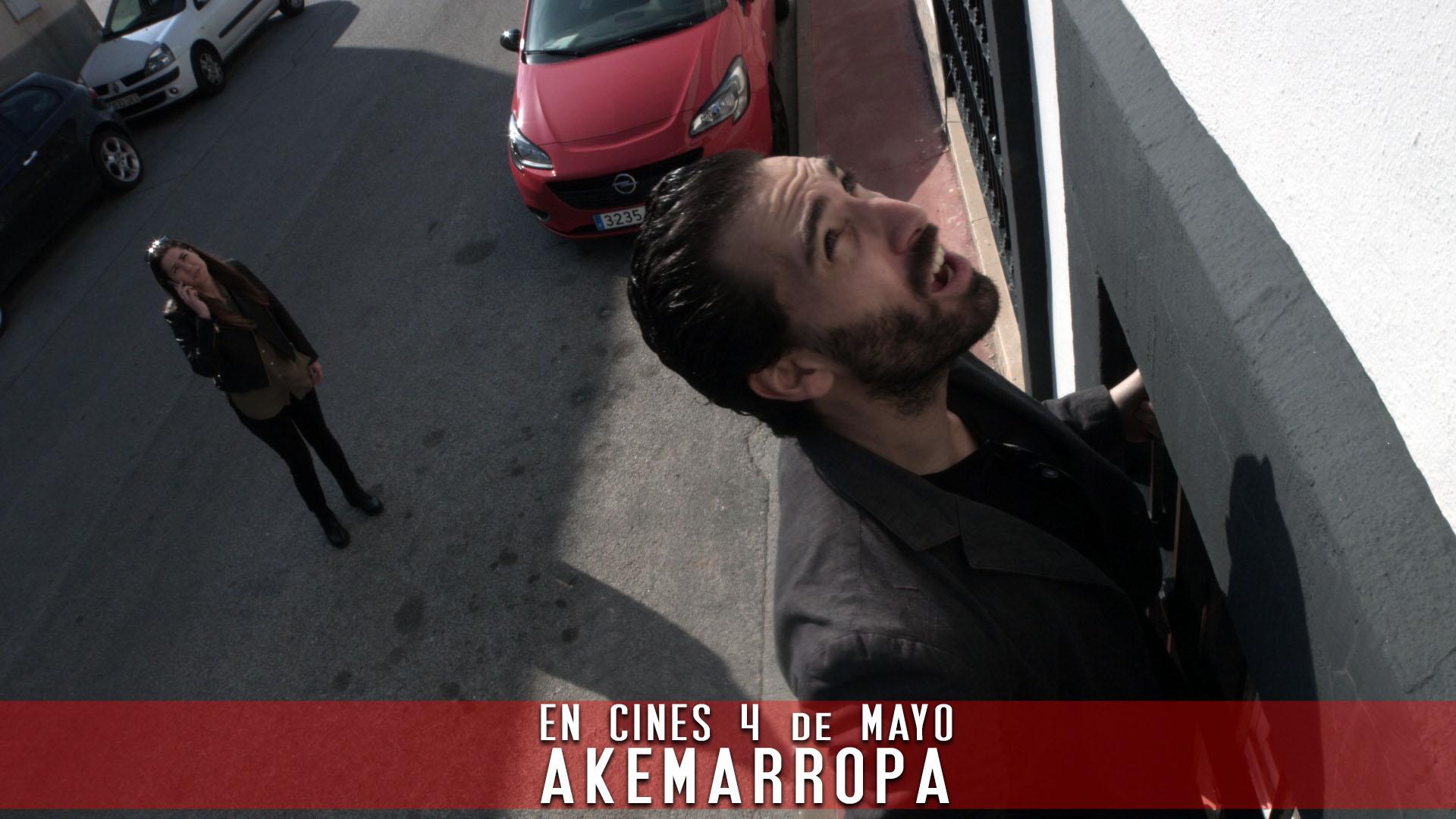 Jorge Porras en Akemarropa