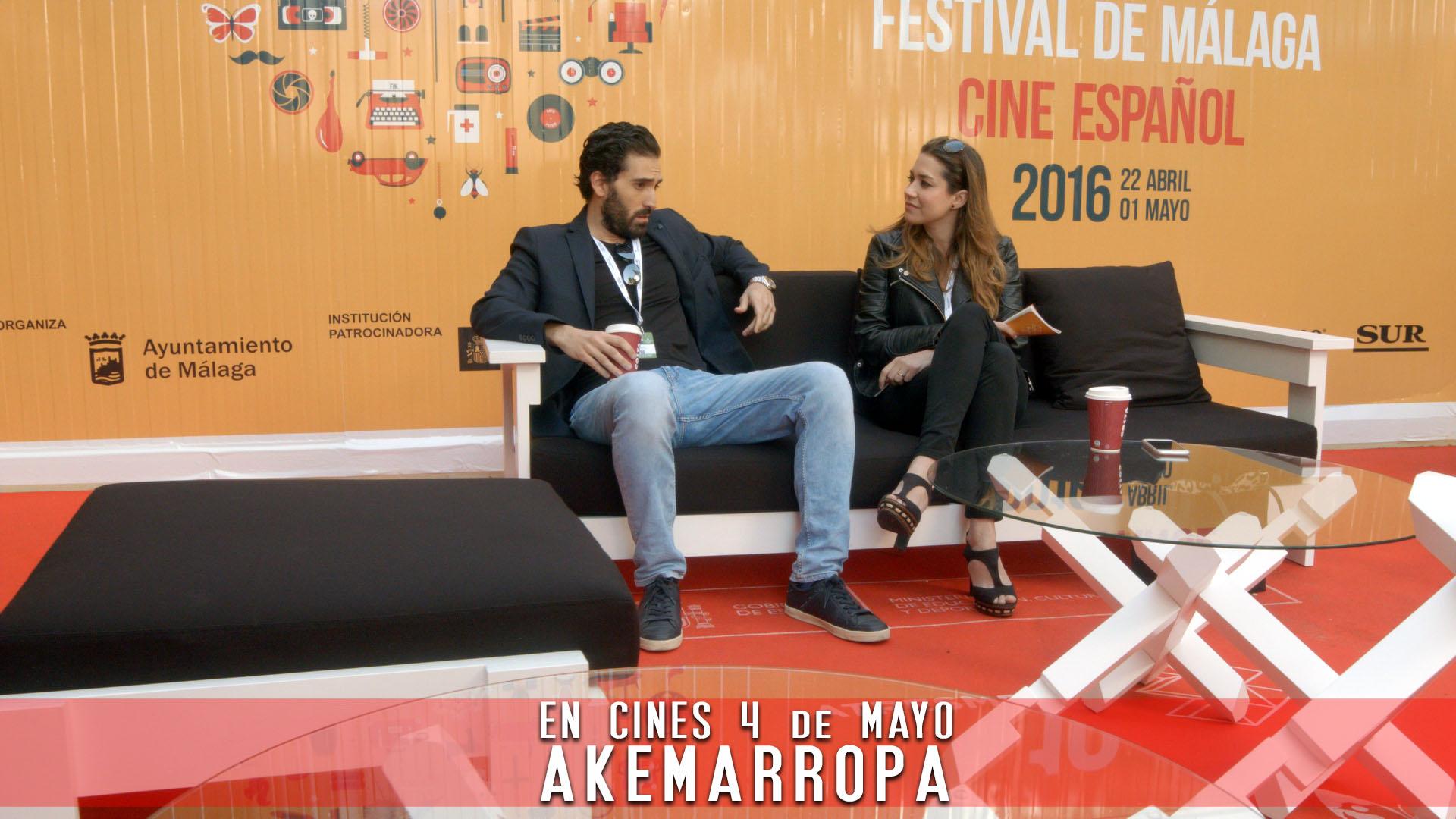 Jorge Porras y Elena Martinez hablan de la pelicula