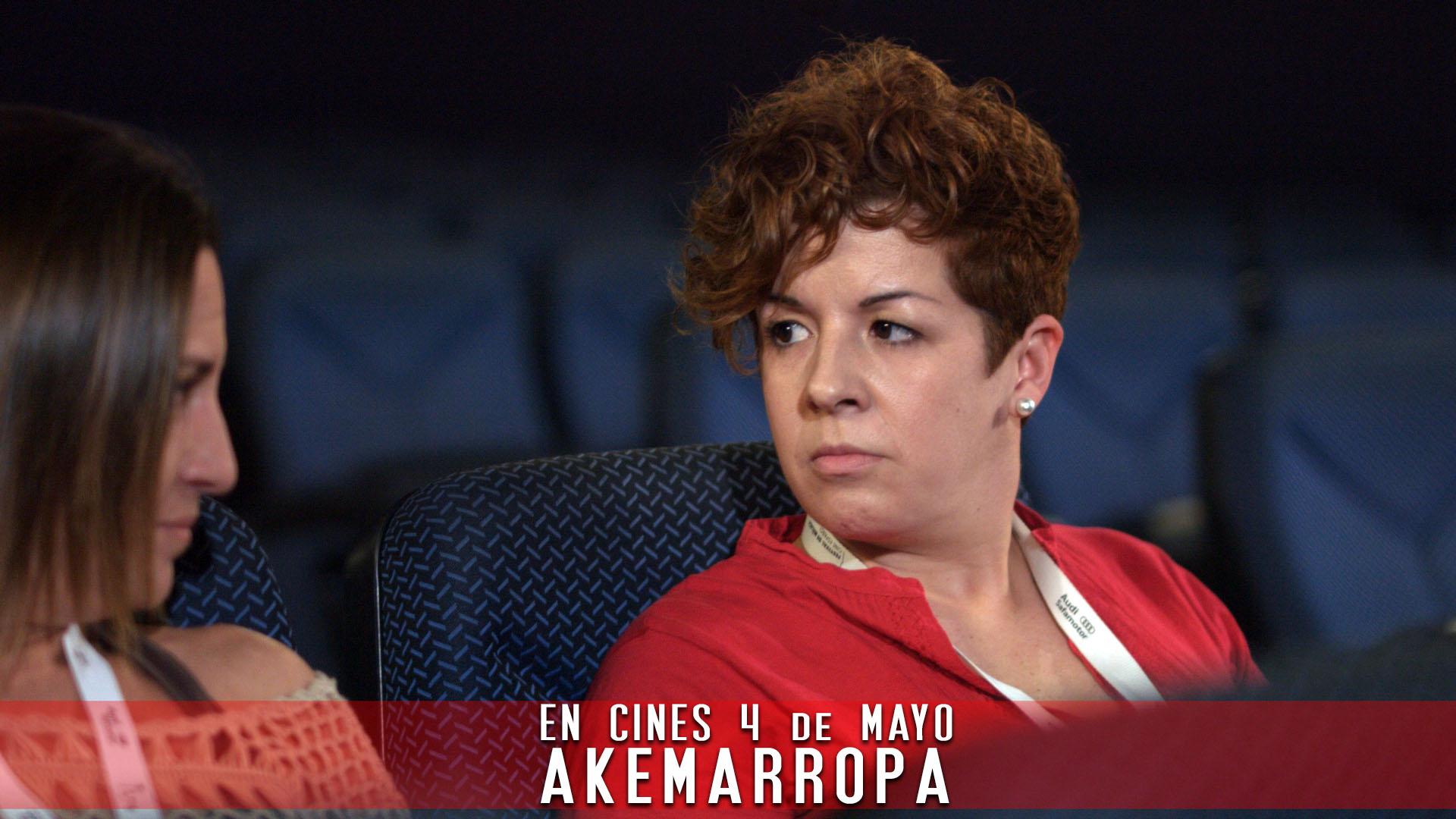 Pelicula Akemarropa Sarah Castro y Susana Cruzado