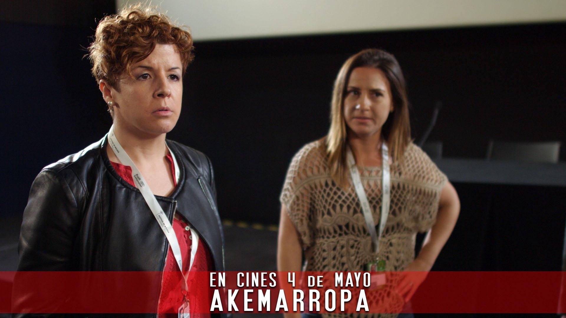 Susana Cruzado en la pelicula Akemarropa